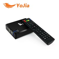 Wholesale Genuine K1 S2 Amlogic S805 Android TV Box Satellite Receiver DVB S2 Cccam Newcam KI KODI ADD ONS Pre installed order lt no tra