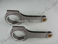 Wholesale H beam connecting rods forged steel for Mercedes Benz without bolts