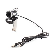 Wholesale USB Megapixel HD Camera Webcam Web w MIC Clip on for Desktop Skype