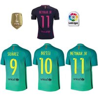 barcelona color - 2016 Quality Barcelona kit Barcelona Home Away MESSI ARDA A INIESTA SUAREZ SERGIO PIQUE I RAKITIC etc Soccer Jerseys