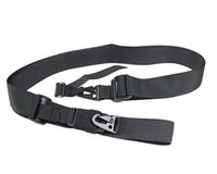airsoft gun belt - 3 Point Airsoft Hunting Belt Tactical Military Gun Sling Strap Army Outdoor Camping Survival Sling Paintball