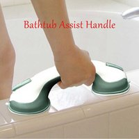 Wholesale Bathroom Helping Handle Bars for Bathtub Grab Bars Cuba and Safety Grip Handle Free DHL