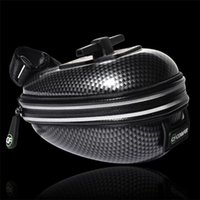 Wholesale Cycling equipment Bicycle bag Saddle bag Envelope ABS Hard case Future V02 Space capsule