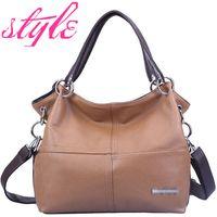 Wholesale 2016 new hot sale Women tote bag leather Handbags designer Women Messenger Bags Women s handbag PU Leather shoulder Bag ladies bolsas db016