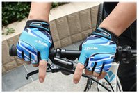 Wholesale Newest cycling gloves black summer outdoor racing gloves and road bike half finger cycling gloves size M L XL