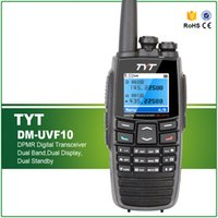 Wholesale TYT DM UVF10 UHF VHF Mhz DTMF VOX Hz DPMR Digital Transceiver UVF10