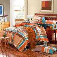 bedlinen sale - Promotion SALE carton REA Print pc Bedding Sets duvet cover bedsheet pillowcase home bedlinen quilt cover set