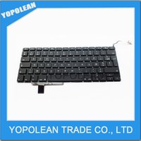 azerty keyboard - Clavier For Apple Macbook pro quot AZERTY A1297 keyboard Français French France Layout Year High Quality Perfect Working