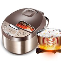 Wholesale L household firewood rice cooker intelligent electric cooker genuine quality goods holloware