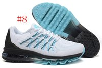 Wholesale Hot Selling max girls sports shoes women running casual shoes Watermelon Pink White size