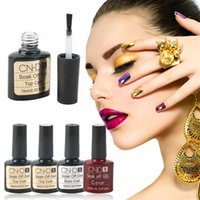 best base coat nails - 10ml UV LED Soak Off Gel Color Gloss Nail Polish Art Top Coat Base Coat Best Quality