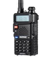 band lcd - BAOFENG UV R dual band portable two way radio UHF MHZ VHF mhZ walkie talkie dualband way radio with LCD display handy talk