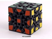 Wholesale Extra Smooth Variety profiled D Gears Puzzle Cube Toy third order intellectual cube funny toy