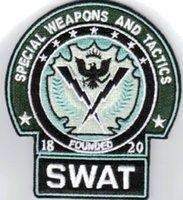 batman gotham knight - 4 quot Batman The Dark Knight Movie Gotham Swat Movie TV Series Costume Embroidered Emblem iron on sew on patch christmas gift
