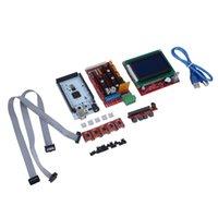 Wholesale New Original D Printer Set LCD RAMPS Drive R3 Controller for RepRap