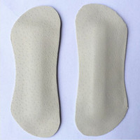 ball of foot insoles - Gel forefoot metatarsal ball of foot pads insole toe metatarsalgia feet pain support foot care hot selling shoe pigskin insoles