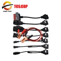 Wholesale A Set of Car Adaptor Cables For TCS CDP PRO PLUS cables for cars tcs cdp pro