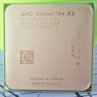 Wholesale Lowest price For AMD Athlon X2 CPU Processor Dual Core Ghz M GHz Socket am2 pin Pick best for you