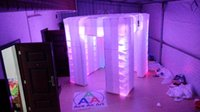 air supply photos - 2 m x m x m ace air art inflatable wedding photo booth inflatable led photobooth for weddings with best light system
