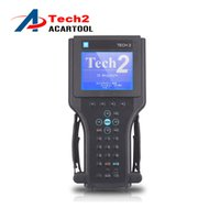 Code Reader tech - Gm Tech Scanner Gm Diagnostic Tool High Performance Gm Tech2 Softwares with Free DHL Shipping without black box