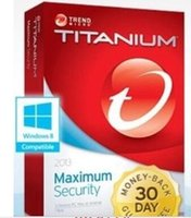 Cheap Trend Micro Titanium Maxmium Security 2016 2017 1year 3PC 1 Year1pc Fast Delivery Best to Protect Your Computer