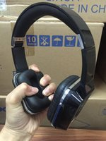 Wholesale BLACK OYK OK Wireless Stereo Bluetooth Headphones Over ear DJ headset with Handsfree Line in For iPhone Samsung Tablets NO PACKING