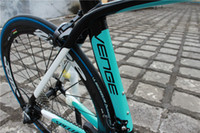 Wholesale full carbon fiber t800 complete race cycling black blue bicycle bike cm wheel saddle group tire