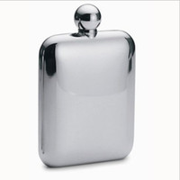 alcohol specials - Special Shape oz Stainless Steel Hip Flask Portable Outdoor Whisky Stoup Wine Pot Alcohol Bottles