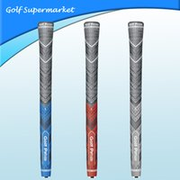 Wholesale New golf grips Mcc plus grips colors Multi Compound standard size golf clubs tour grips
