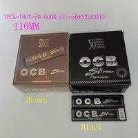 best gum - Premium Slim Cigarette Rolling Papers Natural Arabic Gum Rolling Paper Pure Thin Smoking Cigarette Paper booklets mm best