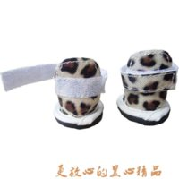 Wholesale Pet dog shoes summer pet sandals Teddy dog summer out of shoes pet shoes set
