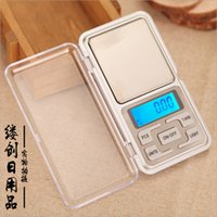 Wholesale Pocket0 g g or0 g g Digital Scale Tool Jewelry Gold Herb Balance Weight Gram LCD