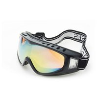 Wholesale HD Mountaineering Ski Goggles Fashion Glasses Motorcycle Wind Mirror Reinforced Resin Lenses Colors Ski Goggles