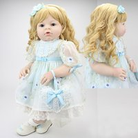 artist baby - 70cm Big toddler soft silicone vinyl reborn baby dolls artist Ariana doll on sale for girls toys bebe gift boneca