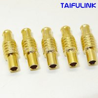 antenna manufacturers - Taifulink MCX J Degrees The Head of The Joint Semi Flexible Cable Manufacturers To Supply MCX MMCX Type HS576