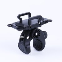 Wholesale Mount Cradle Holder Universal Cell Phone Bicycle Rack Handlebar for Cellphone GPS phone6 iphone6plus iphone7 iphone7plus inch