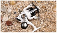 aluminium alloys series - Fishing Reel BB TR4000 Aluminium alloy spool High Strength Engineering Nylon Spinning Carp Fishing Reelcarretilha pesca