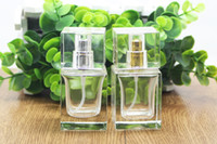 Wholesale KC PGB a ML new ml high grade crystal perfume bottles glass bottles spray perfume bottle large capacity ml