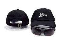 bboy trucker hats - Black White letter Cotton Summer Brand KNYEW Snapback Baseball Cap Hip Hop Fitted Hat Men Women Sports Curved Trend Bboy Bone Trucker Hat