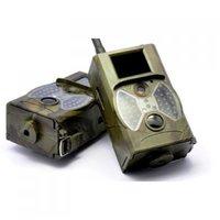 Cámara de la caza scouting de la promoción 940NM de las ventas cámara HC-300M HD GPRS MMS de la caza del rastreo infrarrojo de Digitaces Cámara del cazador del IR del G / M