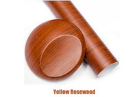 Wholesale m m Wood Grain Matt Vinyl Film Wrapping Car Body and Internal Sticker