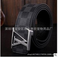 Wholesale 2016 Hot Sale Fashion Style Luxury Mens Or Women Belts Famous High Quality Designer Leather Belt