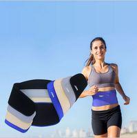 belts bodybuilding - DHL Yoga fitness Waist Back Brace Support Sports Adjustbable Bodybuilding Belt Lumbar Strain Pain Protector Colors