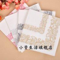 Wholesale cartoon napkins L tissue paper napkin party supplies wedding decorations factory direct sales