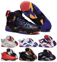 authentic cheap basketball shoes - Cheap Retro Basketball Shoes Sneakers New Women Men Real Authentic Retros Shoes Replica Zapatos Mujer Homme Retro s VII