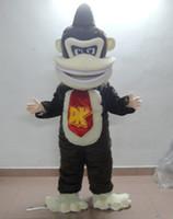 adult orangutan - adult orangutan mascot costume