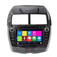 asx radio - 8 quot Car DVD Player GPS Navigation System for Mitsubishi ASX RVR Outlander Sport PEUGEOT CITROEN C4