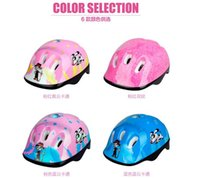 Wholesale scooter helmet size cm outside playing hoverboard helmets PVC EPS Material free ship by fedex fast and saftey