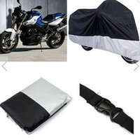 Wholesale Waterproof Motorcycle Scooter ATV Outdoor Rain Cover XXL Size