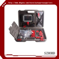 auto ecu - 100 Original Autel MaxiDas DS708 Auto Diagnostic Tool Wifi Scanner Update Online Support Multi Language